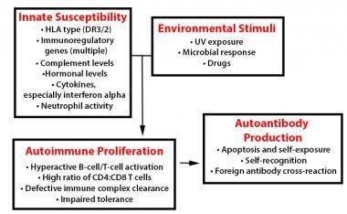Faktor Lupus Eritematosus Sistemik