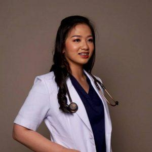 dr. nadira sanjaya mengabdi di kala pandemi