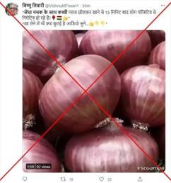 hoax bawang covid
